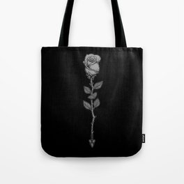Deadly Love Tote Bag