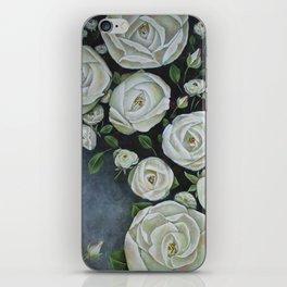 Iceberg Roses iPhone Skin