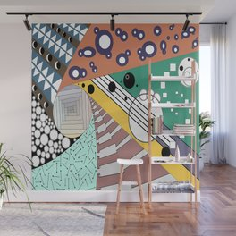 Spiral INTO Inspiration Wall Mural