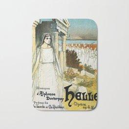 French opera ad Greek myth Helle 1896 Bath Mat