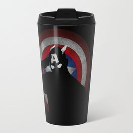 SuperHeroes Shadows : Captain America Travel Mug