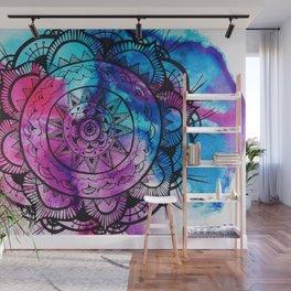 Mandala Art Wall Mural