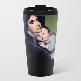 Madonna with Child Metal Travel Mug