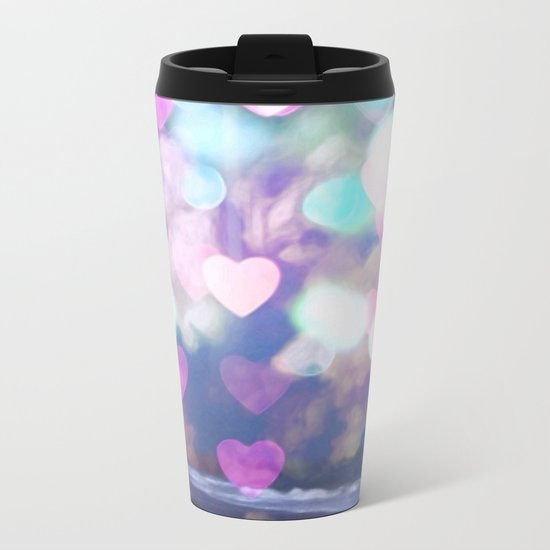 Dream Lover Metal Travel Mug