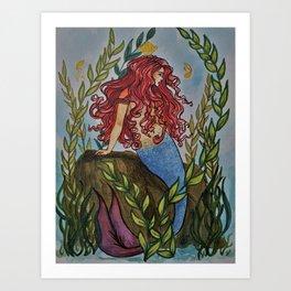 Atargatis Art Print