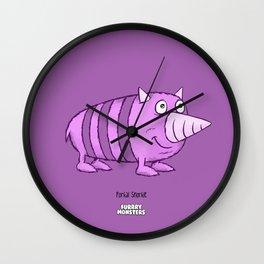 Porkal Snorkle Wall Clock