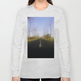 In honour of our fallen Diggers Long Sleeve T-shirt
