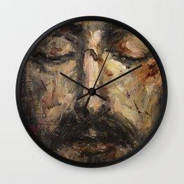 Holy Face Wall Clock