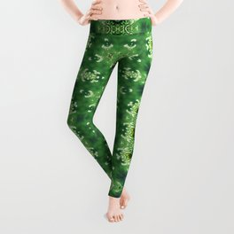 Flying Moss Leggings