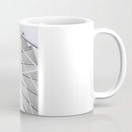 the spiral (architecture) Coffee Mug