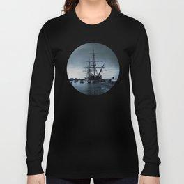 Ship The Warrior HMS 1860 Long Sleeve T-shirt