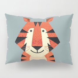 Whimsy Tiger Pillow Sham