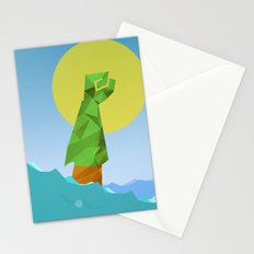 Polygon Heroes Rise 5 Stationery Cards