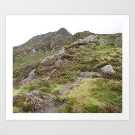 Wales Landscape 18 Cader Idris Art Print