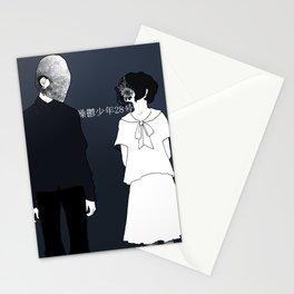 Manic-Depressive Boy no.28 Stationery Cards