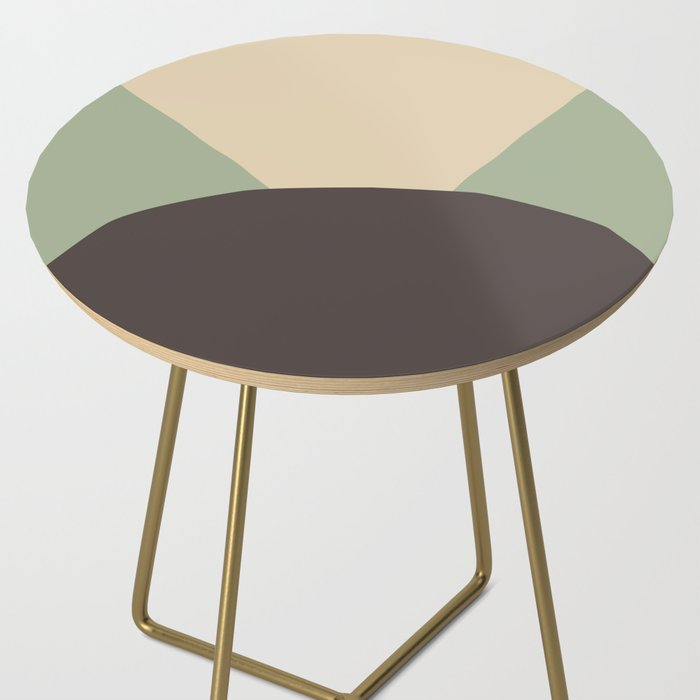 Deyoung Chocomint Side Table