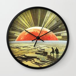 Ci vediamo a fine estate Wall Clock
