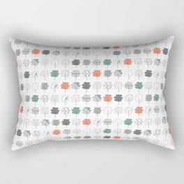 Fun Forest Rectangular Pillow