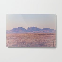 Westward II Metal Print