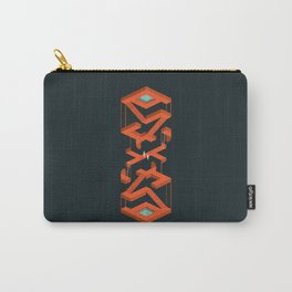 Monument Maze Carry-All Pouch