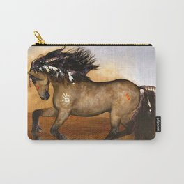 HORSE - Cherokee Carry-All Pouch