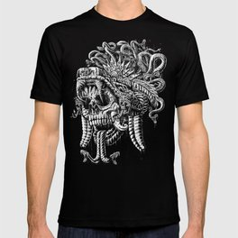 Serpent Warrior T-shirt