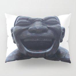 He Laughs Also Pillow Sham