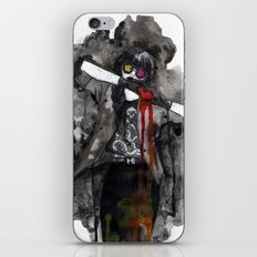 Inked Heart iPhone & iPod Skin