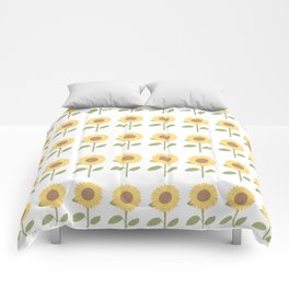 Face to the Sunshine Comforters