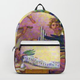 Angels in Rome Backpack