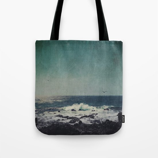 emerAld oceAn Tote Bag