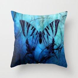 Emerge Throw Pillow