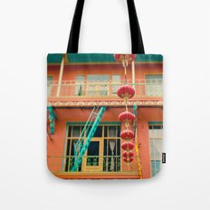 Chinatown II (San Francisco)  Tote Bag