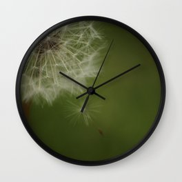 Wish or Weed? Wall Clock