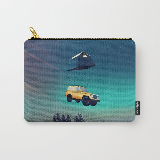 Darling, this is Magic! Carry-All Pouch