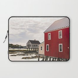 Coastal Maine Mornings I Laptop Sleeve