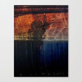 Streamlined Lights Canvas Print