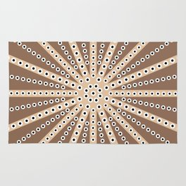Sea Urchin Natural Rug