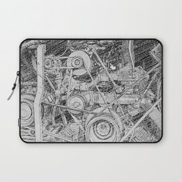 Inner Workings Laptop Sleeve