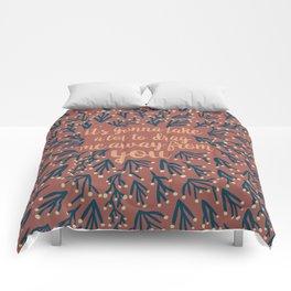 Africa - Vintage Palette Comforters
