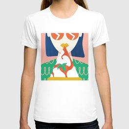 Margherita pizza T-shirt