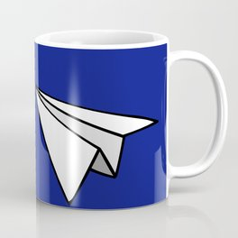 Paper Plane Kaffeebecher