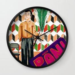 PON! Wall Clock