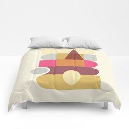 Modern Totem #society6 #decor #buyart #artprint Comforters