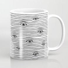 PEEPING TOM [BLK & WHT] Mug