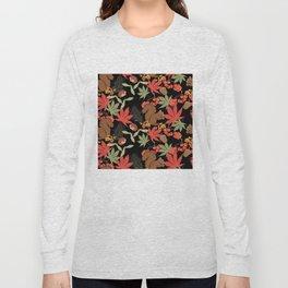 Autumn squirrel Long Sleeve T-shirt