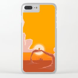 Lost Harry Clear iPhone Case
