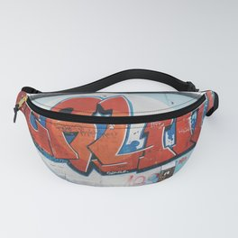East Side Gallery Fanny Pack
