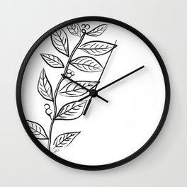 Mint Lumière Wall Clock