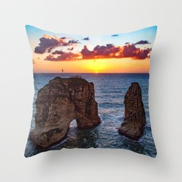 Lebanon #society6 #decor #buyart Throw Pillow